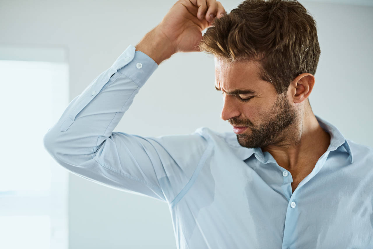 Botox For Excessive Sweating How Does It Work