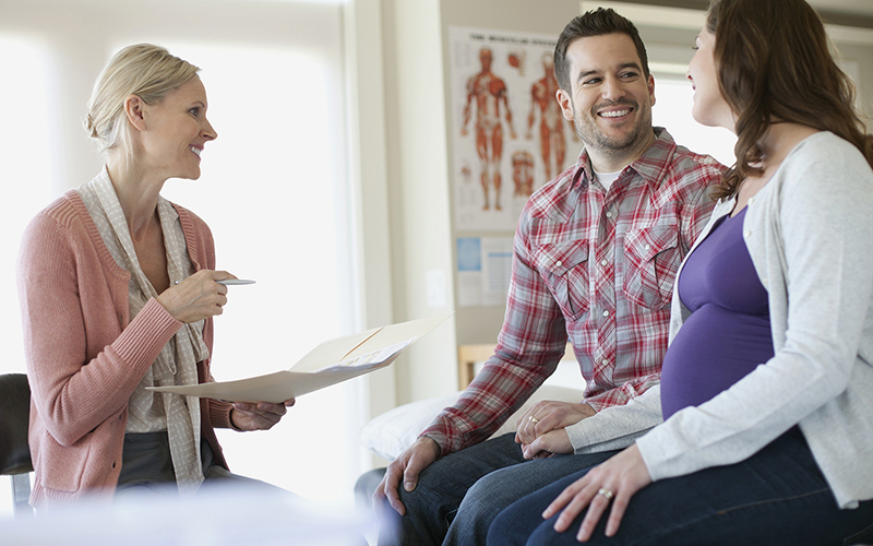 What To Expect Before During And After Your First Prenatal Appointment