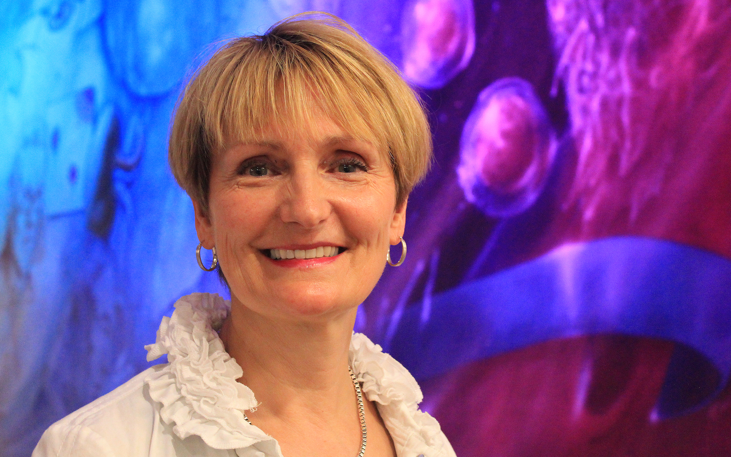 Spotlight Louise Berry Care Coordinator For The Total Pancreatectomy And Islet Auto Transplant Progr